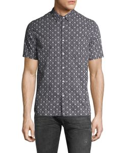Levi's: Made & Crafted | Printed Cotton Sportshirt
