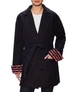 Valentine Gauthier | Laponie Cotton Embroide Coat