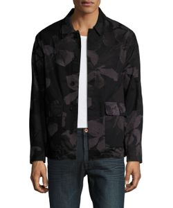 Levi's: Made & Crafted | Printed Cotton Jacket