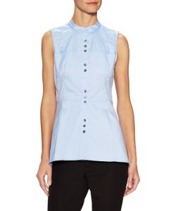 Derek Lam 10 Crosby | Cotton Flared Shirt