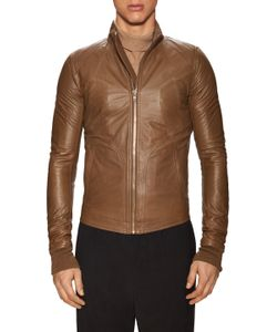 Rick Owens | Lamb Leather Jacket