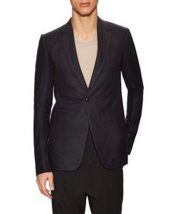 Rick Owens | Wool Notch Lapel Jacket