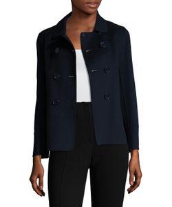 Max Mara | Oriele Wool Double Breasted Jacket
