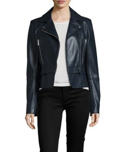 Balenciaga | Leather Motorcycle Jacket