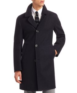 Tom Ford | Wool Solid Top Coat