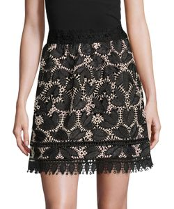 Anna Sui | Lace A Line Skirt