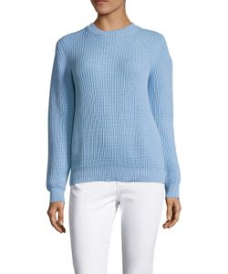 Paul Smith | Crewneck Ribbed Sweater