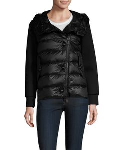 Moncler | Hooded Puffer Front Jacket