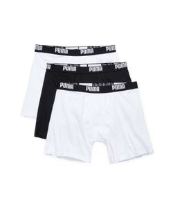 Puma | Cotton Volume Boxer Brief 3 Pk
