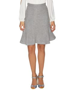 Issa | Chelsea Felted Wool Skirt