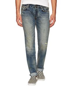 Marc by Marc Jacobs | Low Rise Slim Straight Jeans