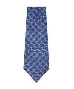 Chanel | Vintage Circle Silk Tie