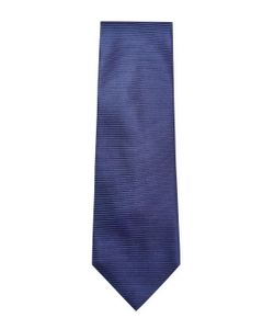 Tom Ford | Embroidered Stripes Silk Tie