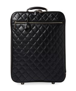 Chanel | Vintage Quilted Calfskin Trolley