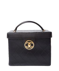 Chanel | Vintage Quilted Calfskin Vanity
