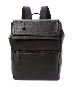Salvatore Ferragamo | Solid Leather Backpack