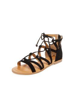 Dolce Vita | Jarra Lace-Up Leather Sandal