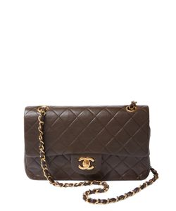 Chanel | Vintage Quilted Lambskin Classic Flap Small