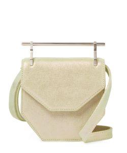 M2malletier | Amour Fati Mini Leather Shoulder Bag