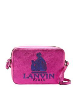 Lanvin | Nomad Small Leather Crossbody