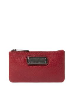 Marc by Marc Jacobs | New Q Leather Key Pouch