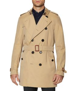 Burberry London | Double Breasted Trench Coat