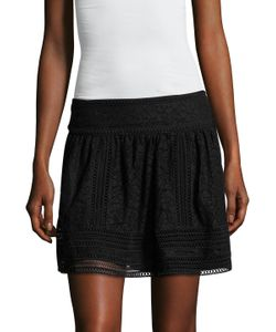 Joie   Darby Lace A Line Skirt