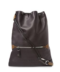 Salvatore Ferragamo | Drawstring Leather Backpacks
