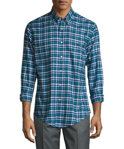 Brooks Brothers | Niox Multi Gingham Sportshirt