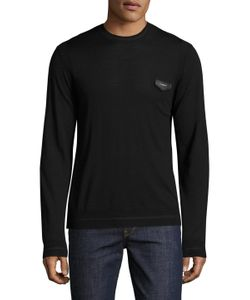 Givenchy | Solid Wool Sweater