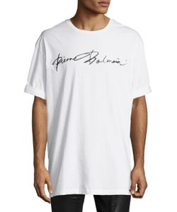Pierre Balmain | Graphic Logo T-Shirt