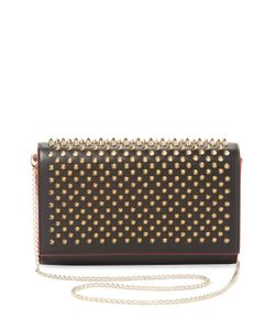 CHRISTIAN LOUBOUTIN | Paloma Spiked Leather Clutch