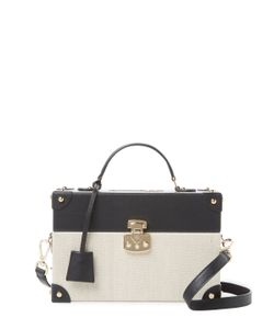 Charlotte Olympia | Come Fly With Me Small Bicolor Satchel