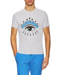 Kenzo | Eye Printed Cotton T-Shirt