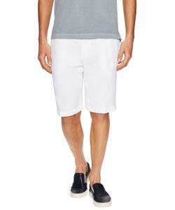 Etro | Linen Solid Slant Pocket Shorts