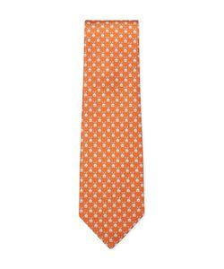 Salvatore Ferragamo | Rabbit Printed Tie