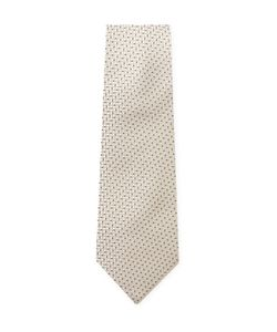 Armani Collezioni | Embroidered Loop Silk Tie