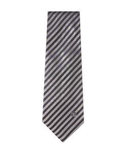 Chanel | Vintage Stripe Silk Jacquard Tie