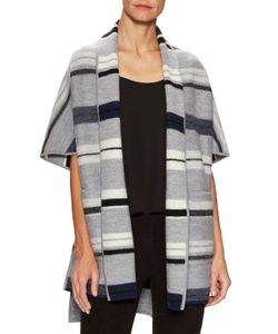 Derek Lam 10 Crosby | Blanket Card Wool Cardigan
