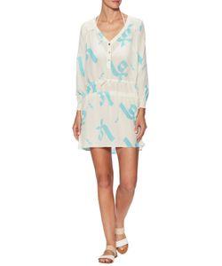 Lemlem | Adia Silk Printed Shirtdress