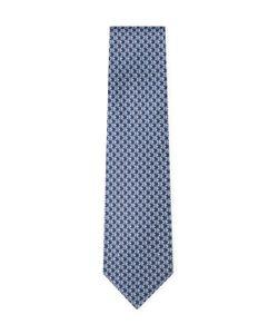 Salvatore Ferragamo | Silk Fish Print Tie
