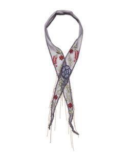 Chanluu | Embroidered Necktie