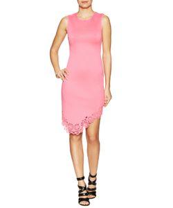 Clover Canyon | Laser Cut Sheath Dress