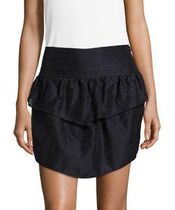 Iro | Ruffle Mini Skirt