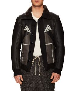 Rick Owens | Patch Buttoned Jacket
