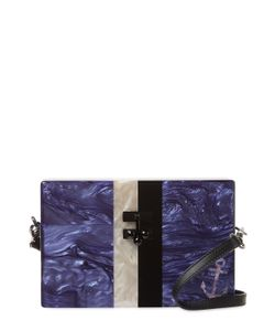 Edie Parker | Small Acrylic Trunk Clutch