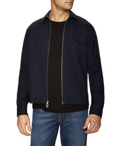 Timo Weiland | Drew Zip Front Shirt