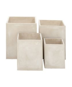 Uma | Rectangular Planters Set Of 4