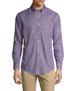 Brooks Brothers | Slim Long Sleeve Sportshirt