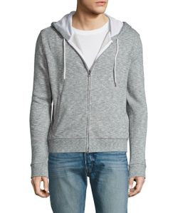 Michael Stars | Cotton Knit Hoodie